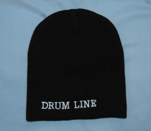 Brand New Pop/'s Original DRUM LINE  Beanie-Blk-1 Size