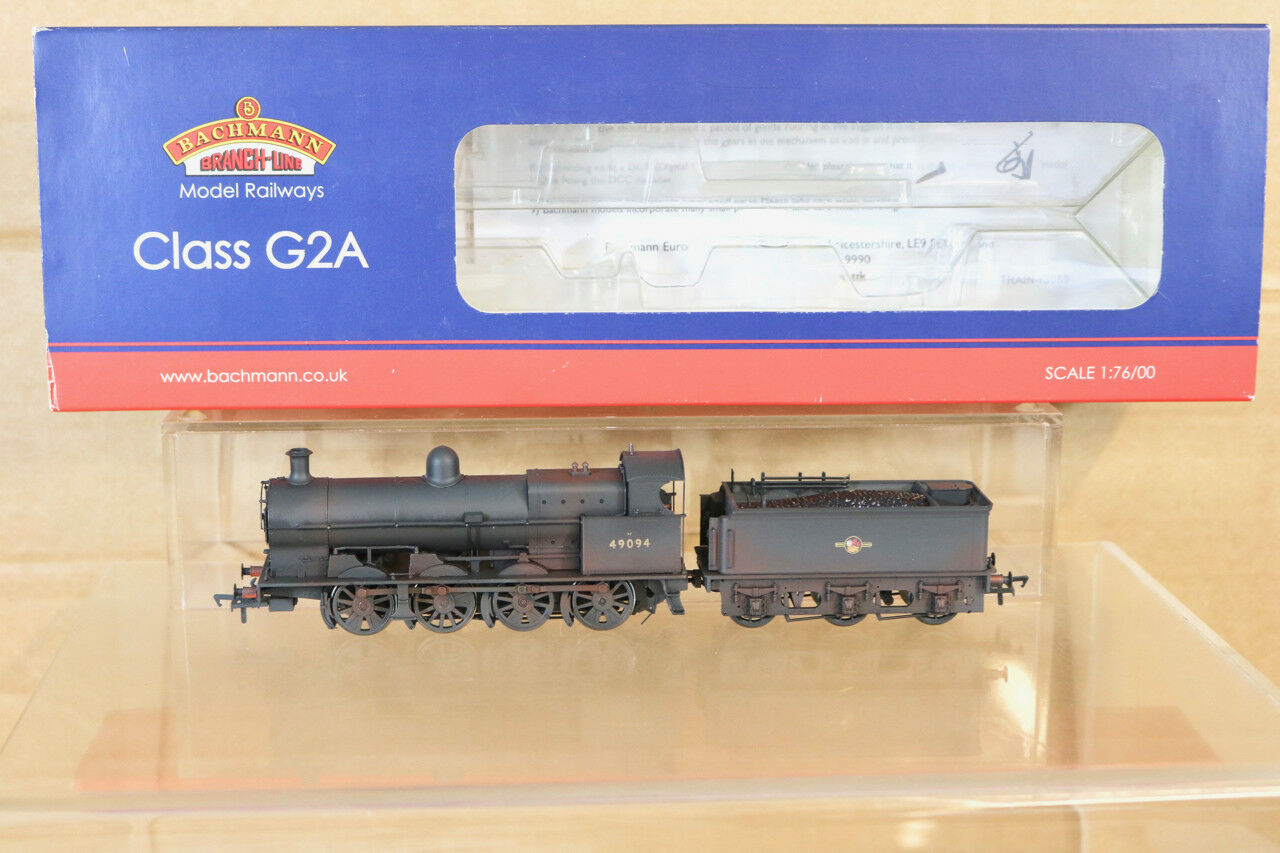 Bachmann 31 -479 Extra Verwitherte DCC Bereit Br svkonst 0 8 0 Klasse G2A