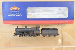 Bachmann 31-479 Extra Usé Dcc Homologué Br Noir 0-8-0 Classe G2a Locomotive