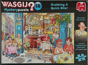 Wasgij-Mystery-Puzzle-Grabbing-A-Quick-Bite-1000-piece-puzzle