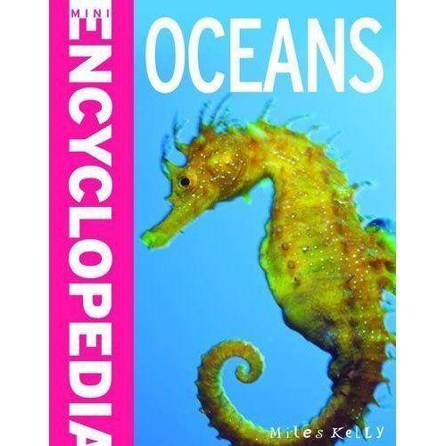 1 of 1 - Mini Encyclopedia Oceans, Miles Kelly, New Book