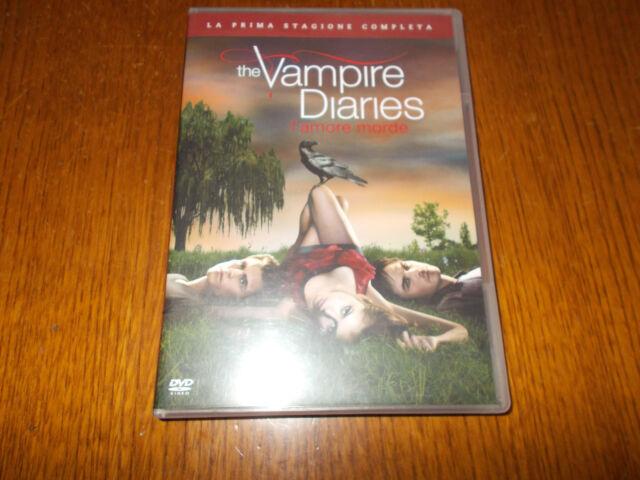 BOX 5 DVD THE VAMPIRE DIARES - LA PRIMA STAGIONE COMPLETA