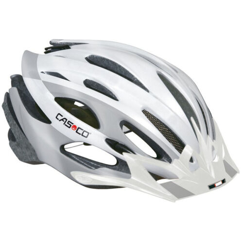 Casco MTB Fahrradhelm Daimor 2 Mountain white matt Gr 59-63 cm