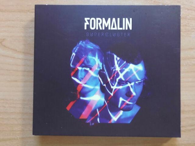 FORMALIN 2CD: SUPERCLUSTER (DIGIPACK)