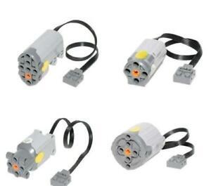 1-Set-Motor-fuer-LEGO-8882-3-88003-4-Motoren-Motor-Lego-Technik-X-XL-M-Steering