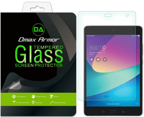 2-Pack Dmax Armor Tempered Glass Screen Protector for Asus Zenpad Z8s