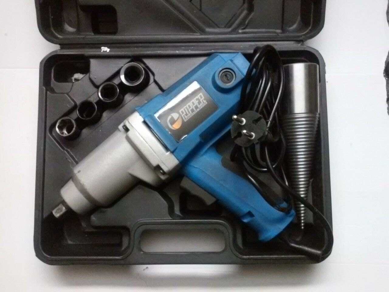 1 2  impact wrench 700 Nm complete set with 4 nuts Log Splitter Cone Screw