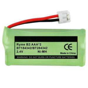 Replacement-Battery-For-VTech-CS6719-2-Cordless-Phones-BT166342-750mAh-NiMH