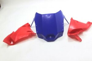 2015-Yamaha-YZ250FX-YZ-250F-Airbox-Cover-Plastic-Fender-Ducts-Blue
