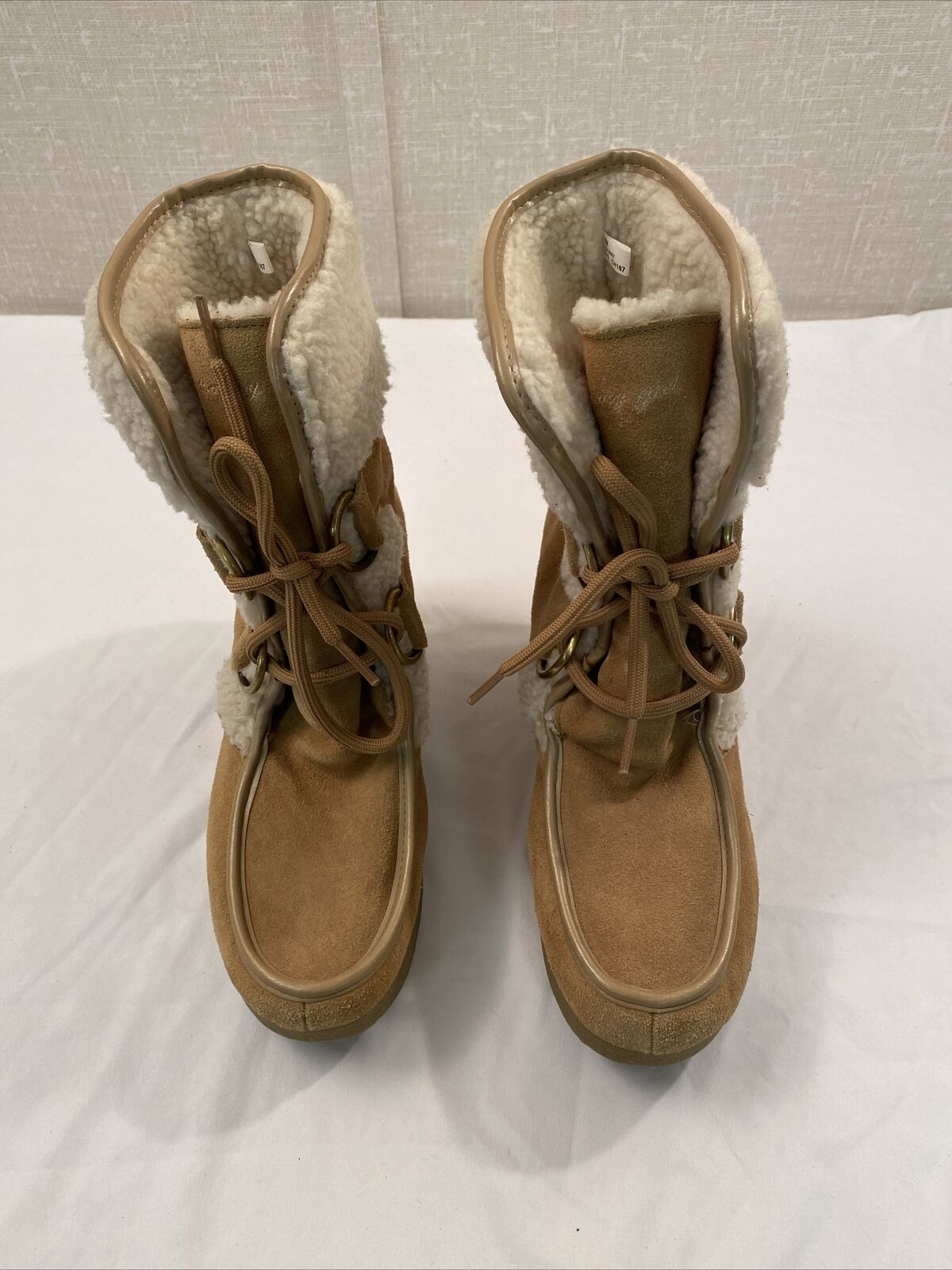tommy hilfiger Brown boots women 8M - image 2