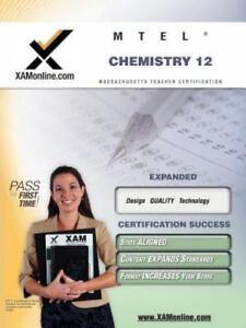 MTEL-Chemistry-12-Teacher-Certification-Test-Prep-Study-Guide-XAM-MTEL-by-Wyn