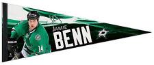 JAMIE BENN Dallas Stars NHL Hockey Premium Felt Collector's PENNANT