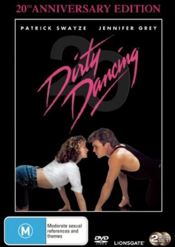 1 of 1 - Dirty Dancing (DVD, 2008, 2-Disc Set) AUSTRALIAN SELLER.