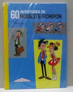 TDT-FRANQUIN-60-aventures-de-Modeste-et-Pompon-Grand-Vingtieme-495-ex