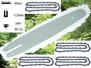 """Kette passend für Stihl MS171 MS181 MS211 Schwert Carving Schiene 30cm 1//4/"""""""