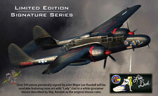 Air Force 1 AF1-00113B Northrop P-61B Black Widow Lady in the Dark PILOT SIGNED