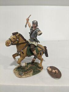 Conte-Roman-Cavalryman-Mounted-3-SPQR006-Single-Figure-No-Box-BROKEN-ARM