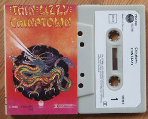 THIN-LIZZY-CHINATOWN-VERTIGO-7150030-1980-GERMANY-CASSETTE-TAPE-EX-COND