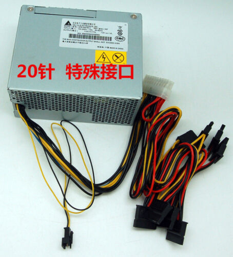 DPS-220TB A B C Dahua video recorder power supply monitoring 8 SATA ports #Q1 ZX