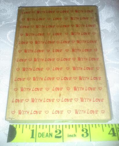 12 sets of rubber stamps various brands /& images /& sizes; free shipping
