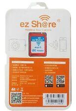 ez Share Wireless WLAN Wi-Fi Micro SDHC SD Speicherkartenleser & Card Adapter