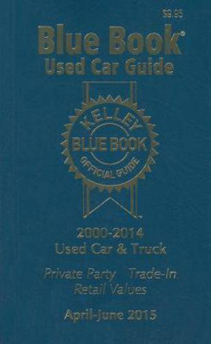 kelly blue book value used cars