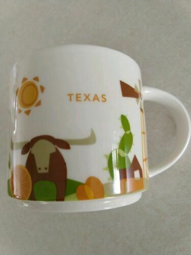 Starbucks You Are Here Collection Seattle City Mug 14oz 2015 For Sale Online Ebay