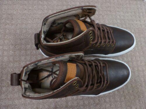 Hombre Vans alomar Marrón Duck Hunt Zapatos blanco TFFdq