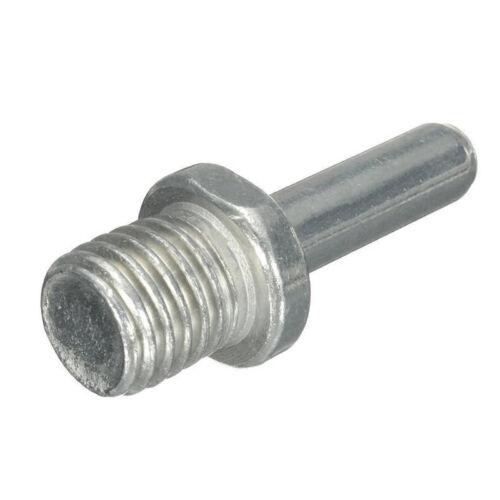 """3//4//5//6//7/"""" Inch Rubber Backer Pad Plastic rubber For Sanding Polishing Tool Kit"""