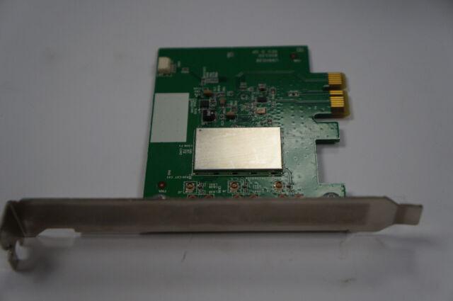 1x1 GENUINE HP 634906-001 802.11b//g//n PCIe MiniCard WLAN module Wireless Card
