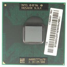 Intel Core 2 Duo T6670 2,2GHz/2M/800 - SLGLK/45M2817