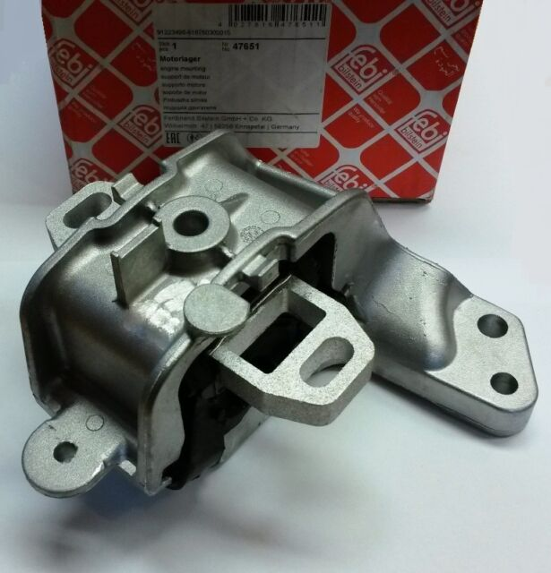 Engine Mounting Mount Right//Upper for PEUGEOT 607 2.0 2.2 00-on HDI Lemforder
