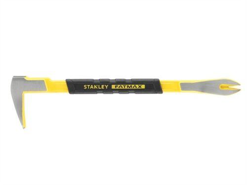 10 in environ 25.40 cm Stanley FMHT 1-55010 FatMax Spring Steel Claw Bar 250 mm