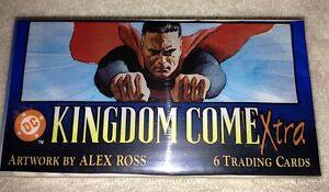 DC-Kingdom-Come-Xtra-1996-Skybox-Base-Card-Set