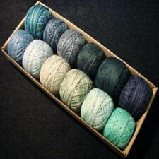 Size 8 and 12 Valdani Pearl Cotton Designer: Sue Marsh Whistlepig Caalender