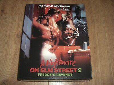 Diplomatisch Nightmare On Elm Street 2 Freddy´s Revenge 18cm Neca In Fenster-box Neu SchöN Und Charmant Aufsteller & Figuren