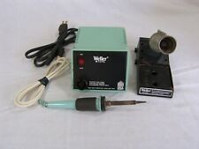 Vintage Weller Wtcps Soldering Station Model Pu120 Tc201 Pencil Stand Tested