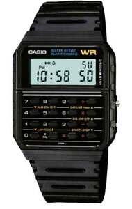 CASIO-WATCH-CALCULATOR-VINTAGE-RETRO-80-039-s-CA-53W-1Z-CA53-CA-53-AUSSIE-SELLER