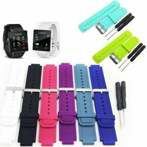 Fuer-Garmin-Vivoactive-GPS-Watch-Ersatz-Silikon-Armband-Uhrenarmband-Strap-Band