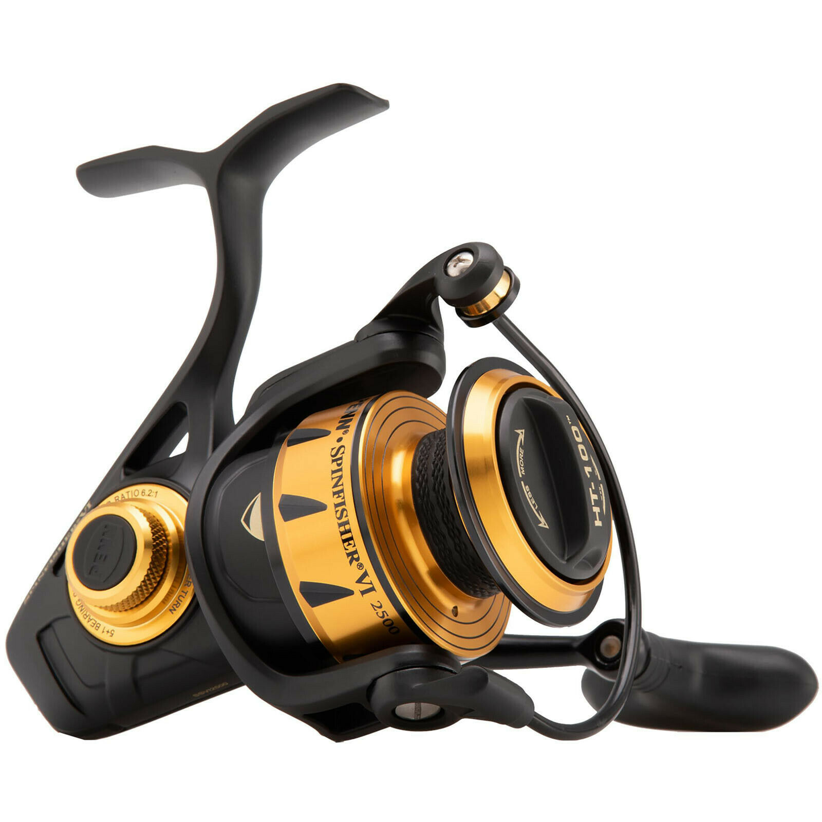 Penn Spinfisher SSVI 2500 Saltwater Spinning Fishing Reel - SSVI2500   outlet online
