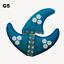 Future-Fins-G5-G7-Surfing-Paddling-Honeycomb-Fiberglass-Fin-3-PCS-Set thumbnail 9