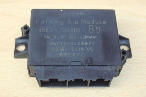 AVANT + ARRIÈRE CAPTEURS Jaguar S-TYPE 2004-2007 Reversing Aid//Parking Module