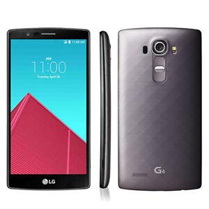 LG G4 (H815) Versión Europea 32GB 16.0MP Cuatro Nucleos Unlocked Móvil - Negro