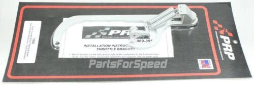 PRP 1050 Return Springs Bracket Holley /& Edelbrock Carb Made in the USA