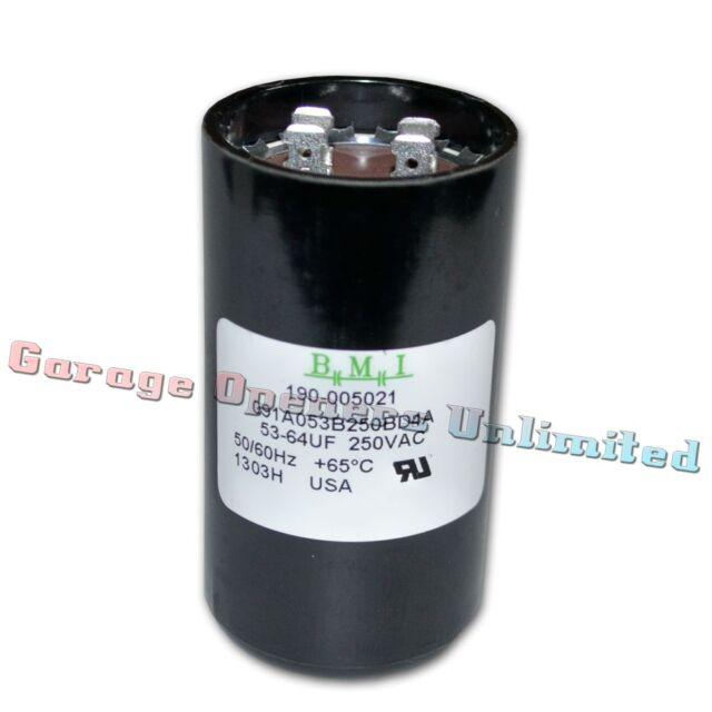 AllStar Garage Door Opener Capacitor 005021 53-64 MFD