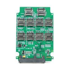 "10 Micro SD Card to SATA SSD Adapter with RAID Quad 2.5"" Inch SATA Converter"