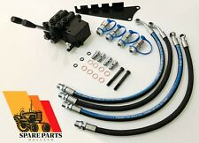Dual Hydraulic Remote Valve Kit Massey Ferguson Mf 135 150 230 231 240 245 250
