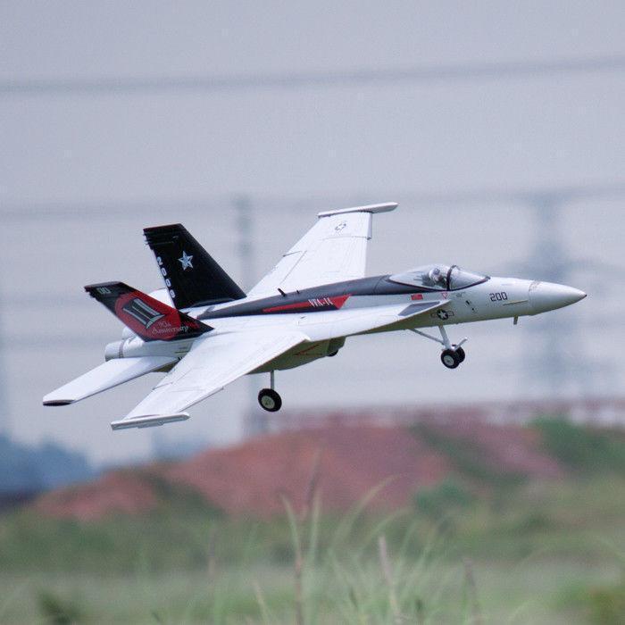 Freewing rc - jet 1030mm f18 super hornet pnp 4s flugzeug modell epa - 64mm eef
