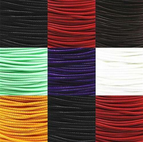 Hat // Beads // Crafts 1 MM Round Rope nylon 2 MM 1.5 MM 7 Colors