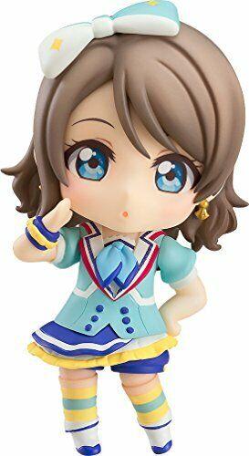 Nendoroid Love Live Watanabe Yo ABS /& PVC Action Figure Japan Sunshine !